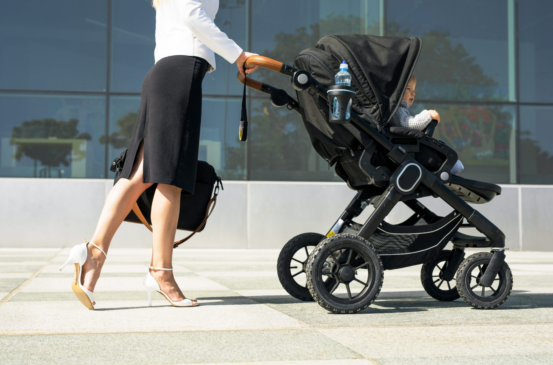 The best 3 double strollers for city life parents