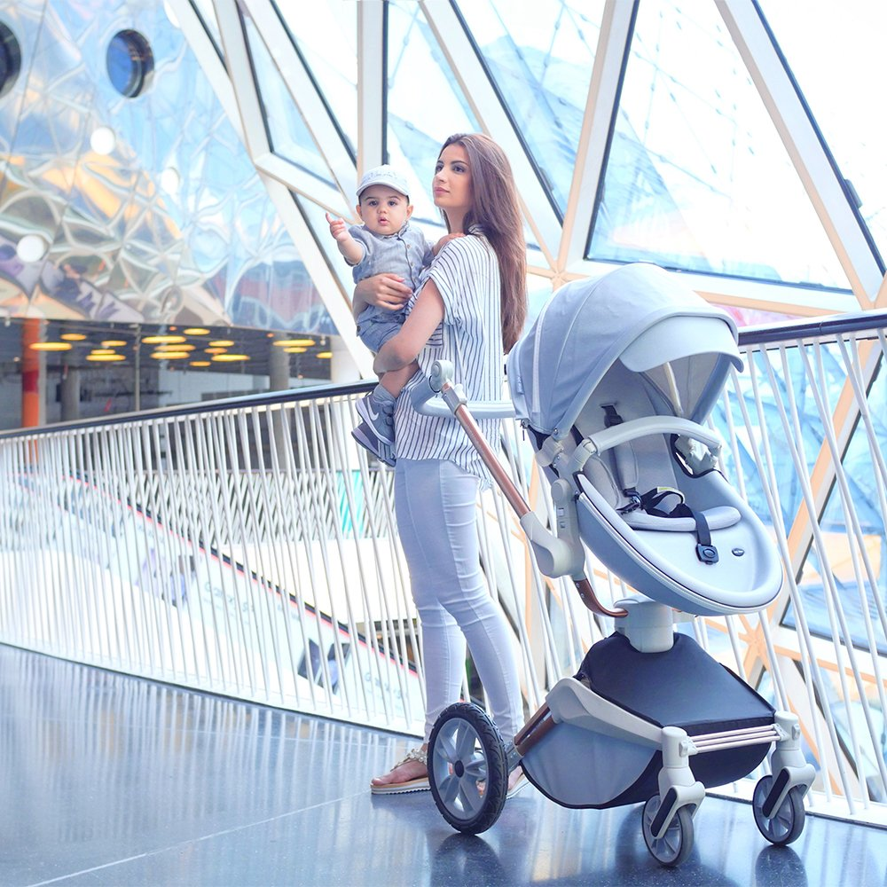 Luxury strollers with the best reviews